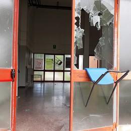 Non c'è pace per le scuole di Melegnano, nel mirino stavolta la secondaria di via Giardino VIDEO