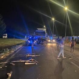 Notte di violenza a Tavazzano, gli scontri scoppiati all'esterno di una logistica VIDEO