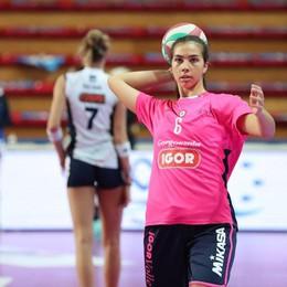 Pallavolo, chiamata per la Serie A2 per Alessia Bolzonetti e il Trecate