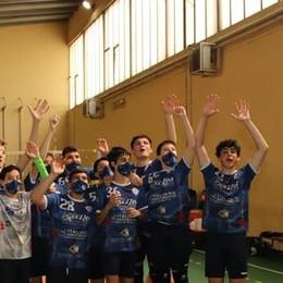 Pallavolo, il Vizzolo festeggia i suoi ragazzi e acquisisce la Serie C femminile
