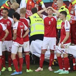 Paura agli Europei di calcio, Eriksen colpito da infarto