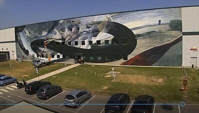 Prologis Park Lodi, la prima galleria d'arte in un parco logistico
