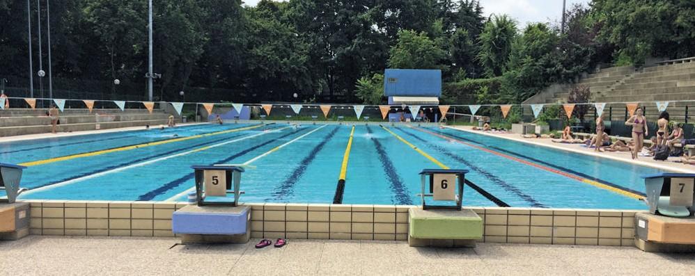 San Donato: assegnata la gestione delle piscine del centro Mattei, la stagione estiva è salva