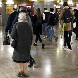SAN DONATO Metropolitana vietata per un 43eenne