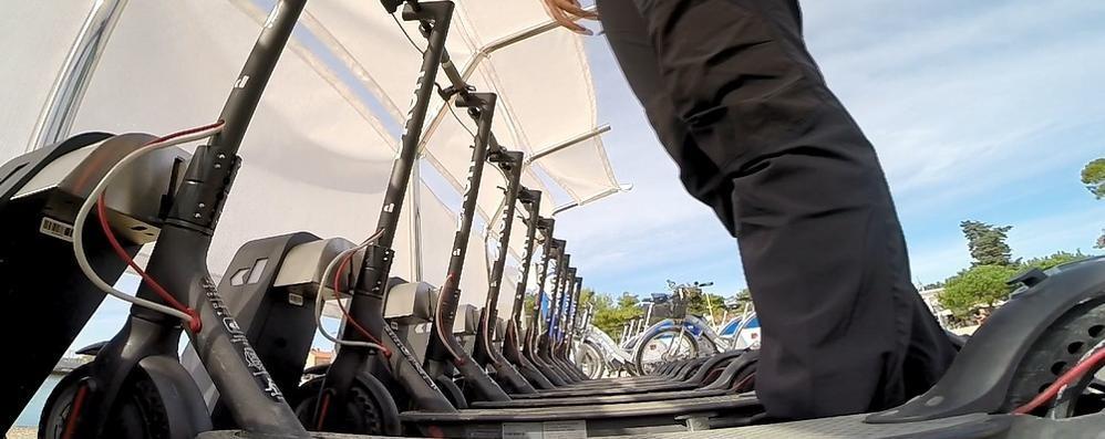 San Donato, scooter e monopattini elettrici per una città sempre più green