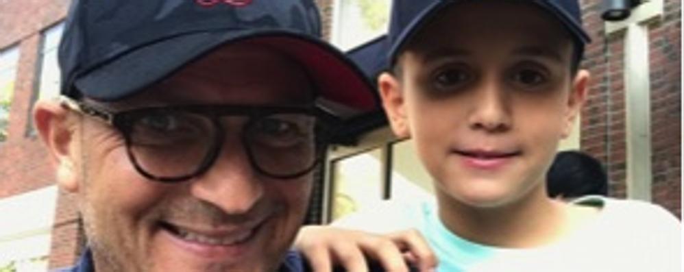 SANT'ANGELO L'appello di papà Pietro Senna per la ricerca contro le morti improvvise
