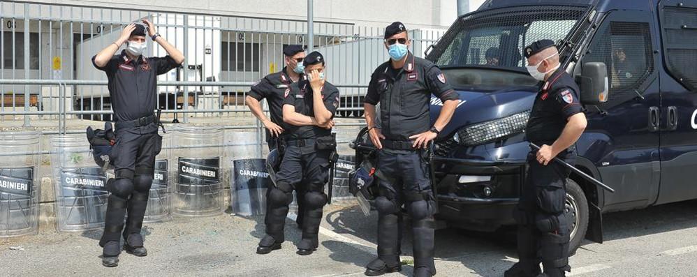 TAVAZZANO «Dopo le proteste alla Zampieri la situazione è sotto controllo»