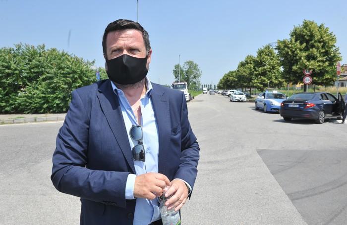 Tavazzano, il sindaco Francesco Morosini