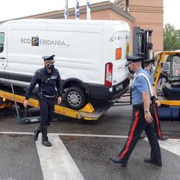 Tragedia sul lavoro a Peschiera, 68enne di Paullo muore schiacciato dal suo carro attrezzi VIDEO