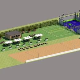 Un centro sportivo 2.0 nella Bassa