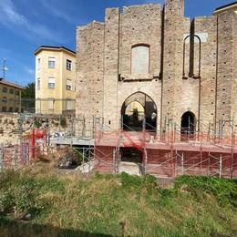 Una scoperta storica: Porta Regale risale al Cinquecento