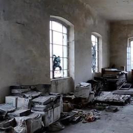 VIDEO Ex Consorzio, ecco ciò che resta:  uffici distrutti e vecchi sacchi di mangime