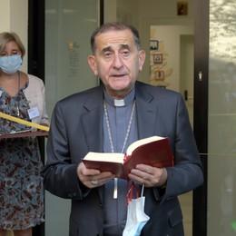 Vizzolo, una messa con il cardinale Delpini per ricordare don Piero Torriani