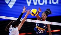 Volley, Omoruyi da record in Nazionale