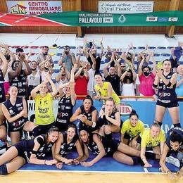 Volley, Omoruyi vince lo scudetto under 19