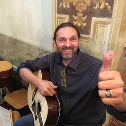 """ZELO Addio a Davide Villa, """"anima"""" di Bisnate e musicista"""