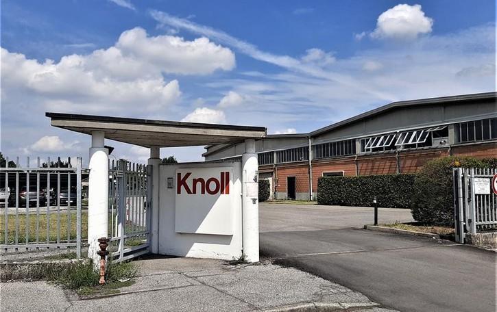 Graffignana, passaggio di proprietà per la Knoll che finisce agli americani
