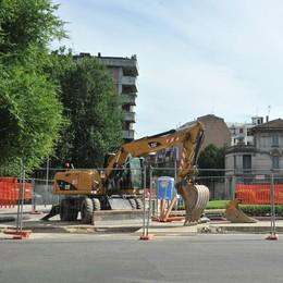 LODI Entro l'inizio di settembre i lavori per le rotonde del Belfagor e di viale Dante