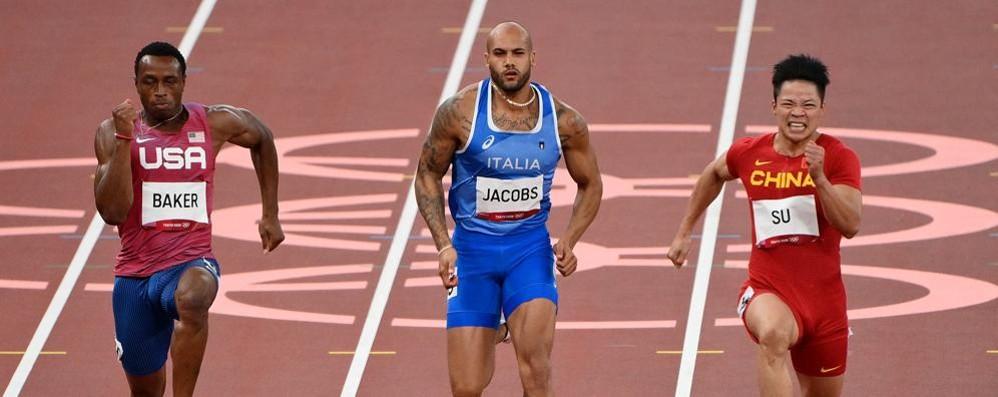 OLIMPIADI È italiano l'uomo più veloce del mondo