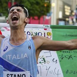 OLIMPIADI Un altro oro per l'atletica azzurra