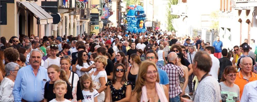 San Colombano prepara il ritorno della festa dell'uva a settembre