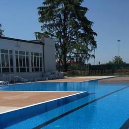 SANT'ANGELO Tuffi in piscina nella notte: nuovi casi d'ingressi abusivi