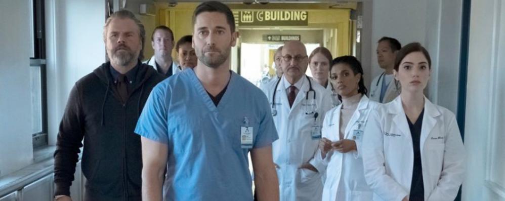 Siamo Serial, la storia del medico paziente Max Goodwin