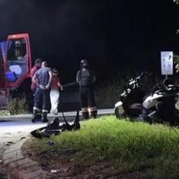 Brembio, muore in scooter a 43 anni, martedì i funerali a Codogno