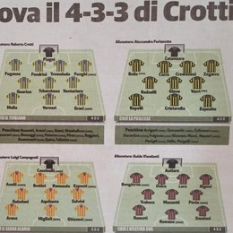 """Calcio, ecco come giocheranno le """"sette sorelle"""" di Promozione"""