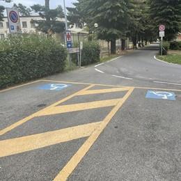 Codogno, all'ospedale solo due parcheggi per i disabili