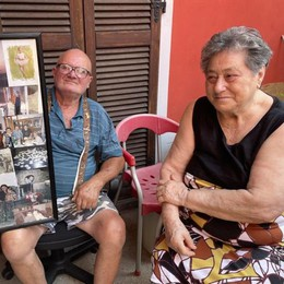 CODOGNO Festeggiano i 55 anni di matrimonio dopo la bufera del Covid