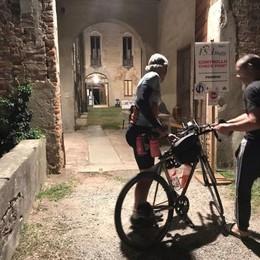 La 1001 miglia di ciclismo passa a Fombio, vince un belga VIDEO