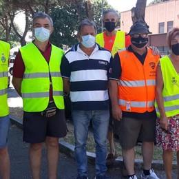 LE BUONE NOTIZIE Estate senza ferie per i volontari del centro vaccini di Vizzolo