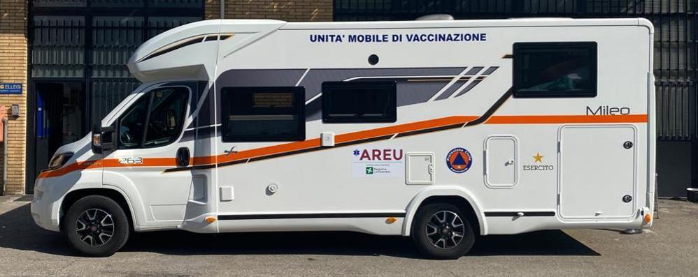 LODI Covid, l'appello del sindaco Casanova agli over 60: «Vaccinatevi»
