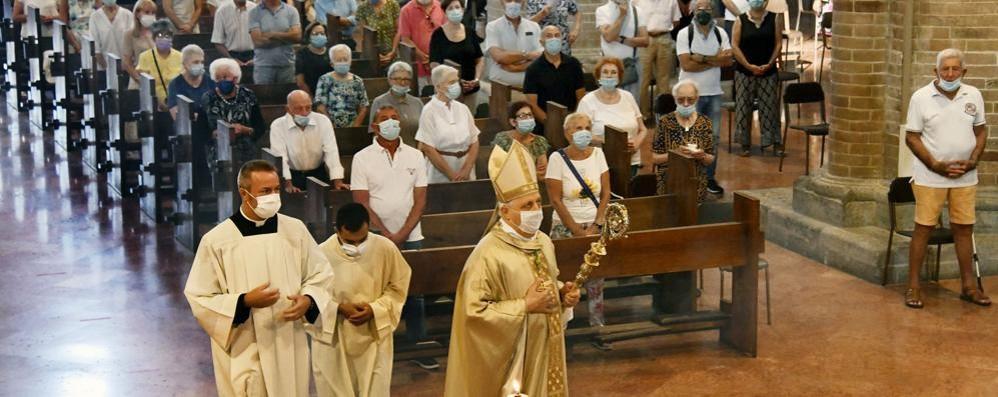 Lodi, il vescovo nomina i nuovi parroci