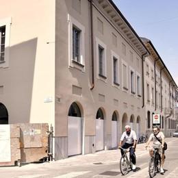 """LODI Palazzo Sommariva si """"svela"""": ecco la facciata libera dal cantiere"""