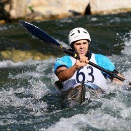 Maya Bagnato e Giacomo Abbiati agli Europei giovanili di canoa