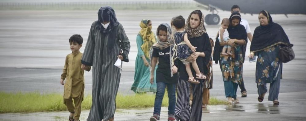 Quattro famiglie lodigiane pronte ad accogliere i profughi afghani