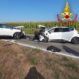 SAN ROCCO Un altro grave incidente stradale