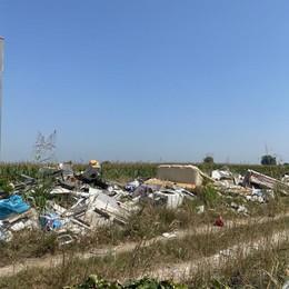 SANT'ANGELO Alla cascina Belfuggito  un'eredità fatta di rifiuti