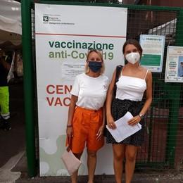 VIZZOLO Impennata di vaccinazioni tra gli under 18 in vista della ripresa della scuola