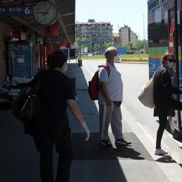 Controllori anti-Covid sui bus, resta il rebus del green pass