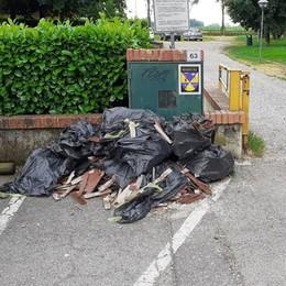 Denunciato a Paullo per lo scarico di rifiuti