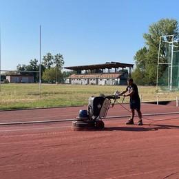 LODI Iniziati i lavori alla pista di atletica della Faustina VIDEO