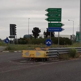 """Binasca, il traffico sarà più fluido lungo la """"rotonda lumaca"""""""