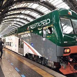 Domenica in Lombardia sciopero dei treni regionali per tutta la giornata
