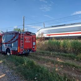 LODI Il cadavere di un uomo trovato lungo la ferrovia