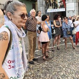 """LODI Sesto sabato in piazza per i """"no green pass"""" pronti ad andare avanti a oltranza"""