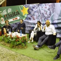 """LODI Uggetti alla festa dell'Unità: «No a una politica """"giustizialista""""»"""