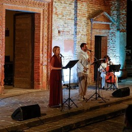 Manni con Dante porta Castiglione in Paradiso